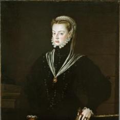 Retrato de doña Juana de Austria, Princesa de Portugal
