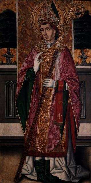 San Martín de Tours (?)