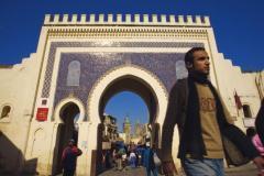 Siete veces perdido en Fez