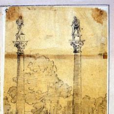 Columnas de la Alameda de Hércules, Sevilla
