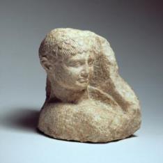 Busto masculino