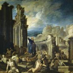 Visión de Ezequiel: la resurrección de la carne