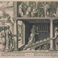 Elección de Matías como apostol