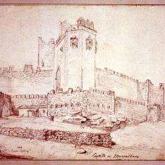 Castillo de Montalbán, Toledo