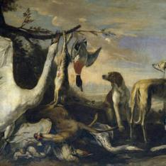 Caza y perros