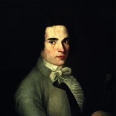 Retrato de un joven pintor