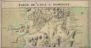 Partie de l'Isle St. Domingue