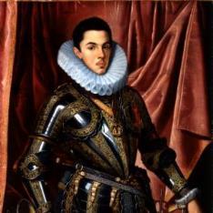 Retrato del príncipe Felipe Manuel de Saboya