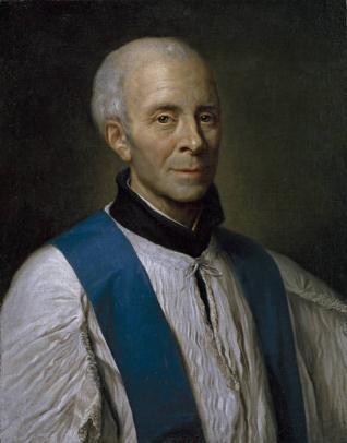 El clérigo Joaquín de Eleta