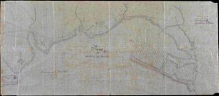 Plano del Puerto de Palma