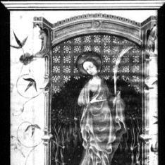 Santa mártir