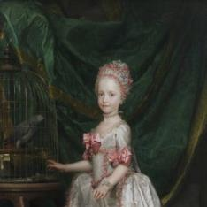 La archiduquesa María Teresa de Austria