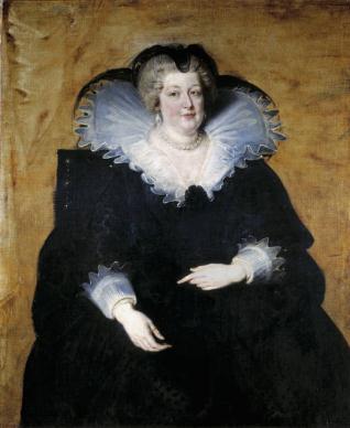 María de Medici, reina madre de Francia
