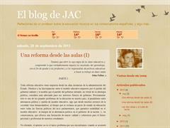 El blog de JAC