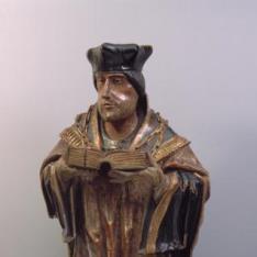 Figura masculina en oración