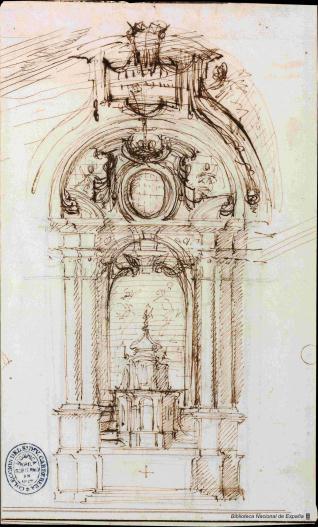 Proyecto de altar