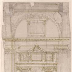 Sepulcro de Pio V y Capilla Sixtina de Santa María Maggiore