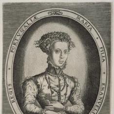 María, príncesa de Portugal