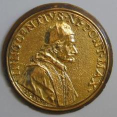 Medalla de Inocencio XI