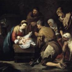 La Adoración de los pastores