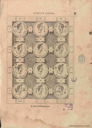 C. JULIUS CAESAR SIVE HISTORIAE IMPERATORUM CAESARUMQUE... LIBER PRIMUS