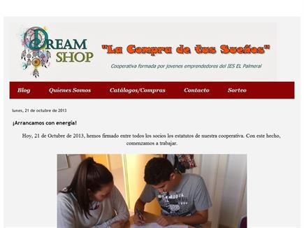 Bienvenidos a Dream Shop Coop