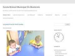 Escola Bressol Municipal Els Musterets