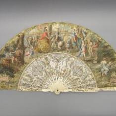 Entrada triunfal de Alejandro Magno en Babilonia