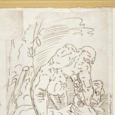 Hércules y el Minotaruro