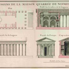 La Maison Carrée de Nîmes