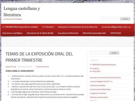 batcast1 Lengua castellana y literatura