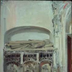 Sepulcro de la Catedral de Burgos