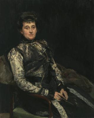 María Teresa Moret y Remisa, señora de Beruete