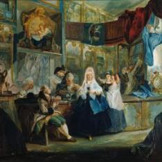 La tienda del anticuario
