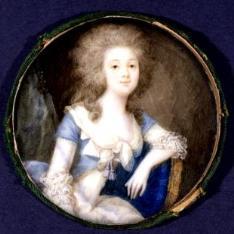 Marie Therese Louise de Savoie Carignan, Princesa de Lamballe