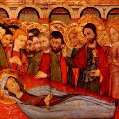 La Dormición de María
