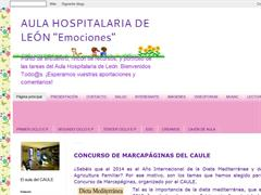 """Aula Hospitalaria de León """"Emociones"""""""