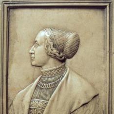 Retrato de Felicitas Imhof