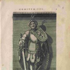 Retrato de Diderick III