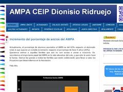 AMPA CEIP Dionísio Ridruejo