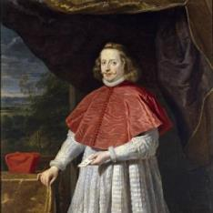 El cardenal-infante Fernando de Austria