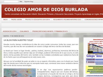 Colegio Amor de Dios Burlada