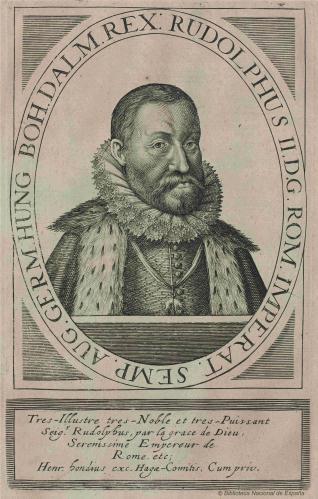 Retrato de Rodolfo II