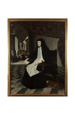 Retrato de Doña Mariana de Austria
