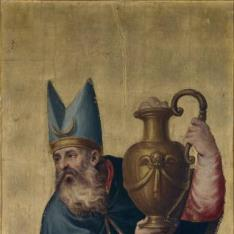 El sumo sacerdote Aarón
