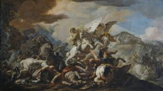 La Batalla de Clavijo