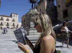Cuatro días en Segovia
