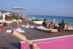 La terraza de Nacho Vidal