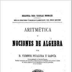 Aritmética y nociones de álgebra