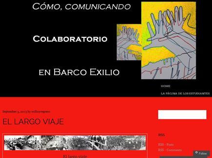 Cómo, comunicando: Colaboratorio en Barco Exilio